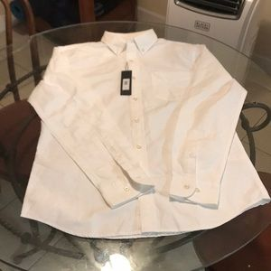 Banana Republic Oxford Slim Fit